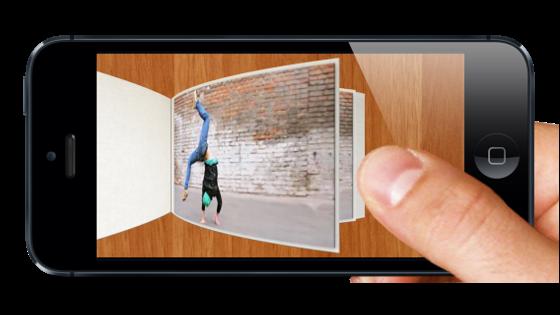 Flipfilmer Flipbook Your Videos